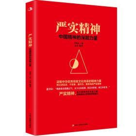 严实精神:中国精神的深层力量