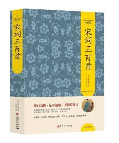 中国文化文学经典文丛 宋词三百首
