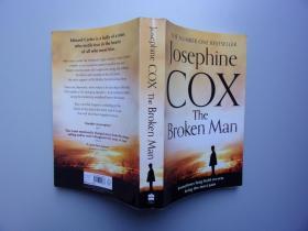 THE BROKEN MAN: Sometimes long-held secrets bring the most pain【英文原版】16开本