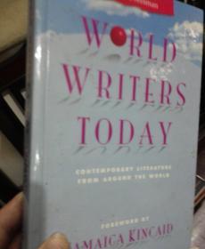 今日作家-英文版