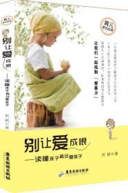 别让爱成恨:读懂孩子再爱孩子