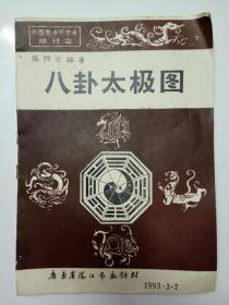 八卦太极图(出售原本)