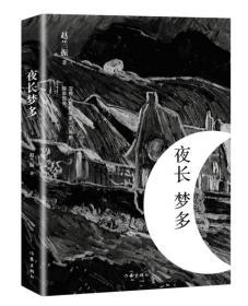 中国当代长篇小说:夜长梦多【精装】