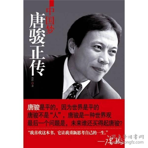中国梦:唐骏正传