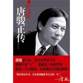 中国梦——唐骏正传