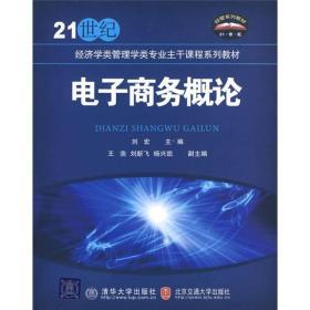 电子商务概论/21世纪经济学类管理学类专业主干课程系列教材
