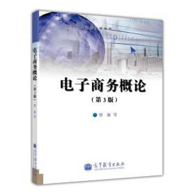 国家精品课程主讲教材:电子商务概论(第3版)