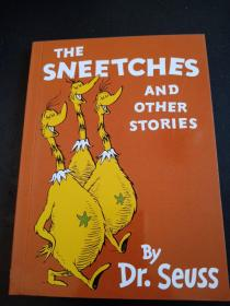 THE SNEETCHES AND OTHER STORIES BY DR SEVSS彩绘本