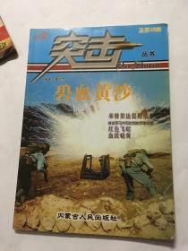 突击丛书  总第18辑  碧血黄沙.