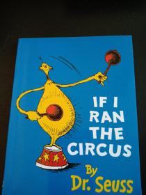 IF I PAN THE CIRCUS BY DR SEVSS彩绘本