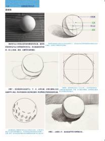 石膏几何体-技法教程-基础篇
