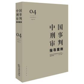 中国刑事审判指导案例4(增订第3版 侵犯财产罪)全新未开封
