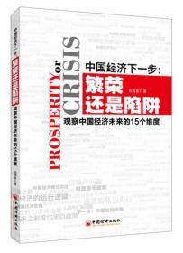 中国经济下一步:观察中国经济未来的15个维度