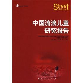 中国流浪儿童研究报告