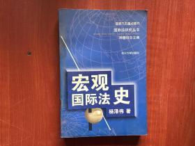 宏观国际法史