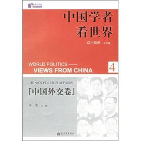 中国外交卷-中国学者看世界(4)
