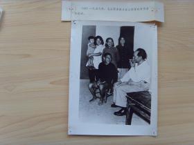 1959年,毛泽东在韶山老家