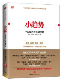 小趋势:中国经济的关键变数