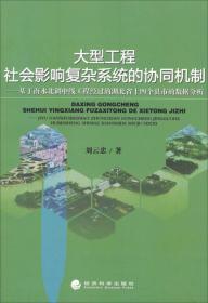 大型工程社会影响复杂系统的协同机制:基于南水北调中线工程经过的湖北省十四个县市的数据分析