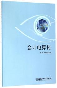 会计电算化 杜丽 杨高武 北京理工大学出版社 9787568215657