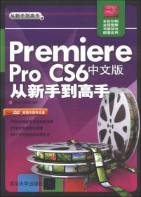 Premiere Pro CS6中文版从新手到高手