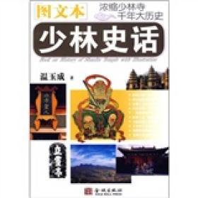 少林史话(图文本)