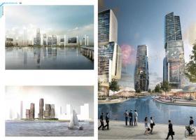 地标房产:城市核心区高端复合地产