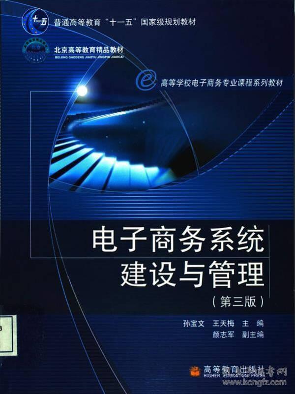 电子商务系统建设与管理(第三版)