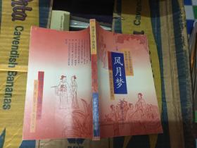 风月梦(北京师范大学图书馆馆藏珍稀小说)92年1版1印