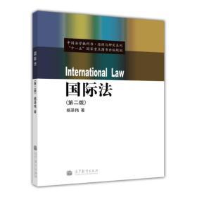 二手国际法第二2版杨泽伟高等教育出版社9787040339277