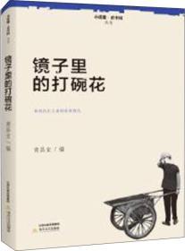 镜子里的打碗花/小说眼看中国丛书  未开封