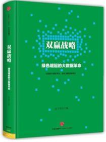 双赢战略:绿色崛起的大数据革命(精装)