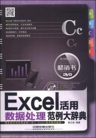 Excel数据处理活用范例大辞典