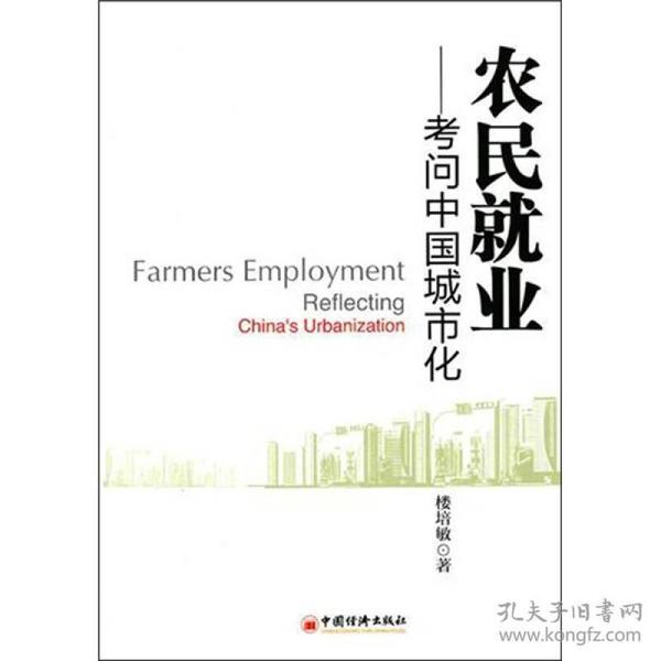 农民就业:考问中国城市化