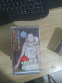 磁带  小燕子赵薇 爱情大魔咒  上海声像出版社