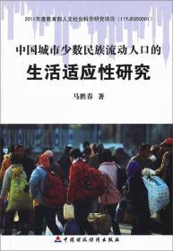 中国城市少数民族流动人口的生活适应性研究
