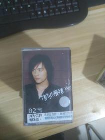 磁带  信仰爱情  范逸臣   上海录像公司出版