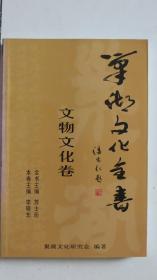 巢湖文化全书  (历史文化卷).