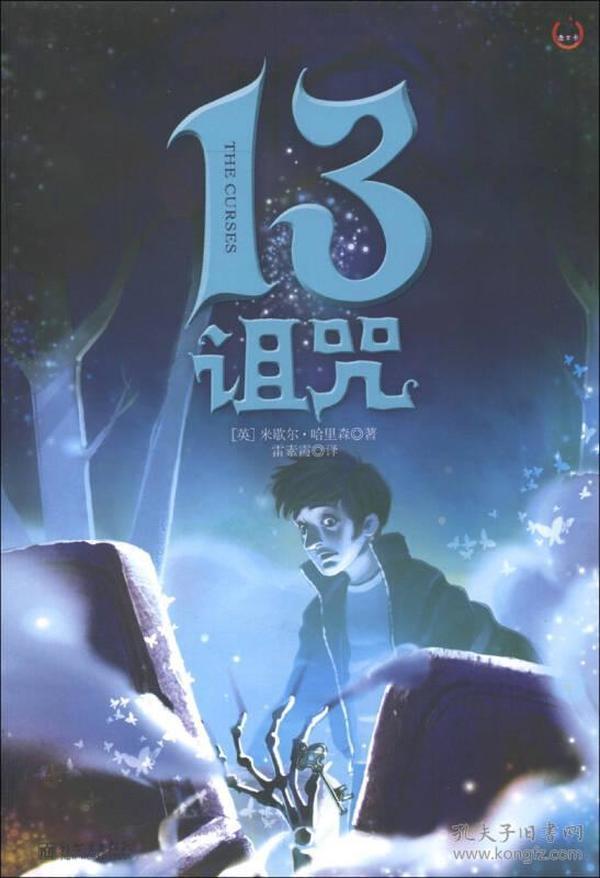 迪士卡·十三宝藏系列(2):13诅咒