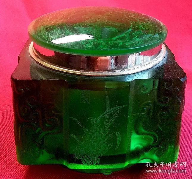 珍品:精品茶罐     竹蘭梅菊圖  漂亮精細  深圳市金博源制品有限公司出品是高品味  高檔次 高享受的盛茶佳品