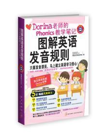 图解英语发音规则:Dorina老师的Phonics教学笔记