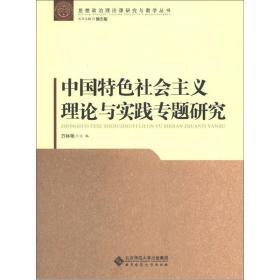 中国特色社会主义理论与实践专题研究/思想政治理论课研究与教学丛书