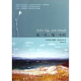 外国小说:每一天,每一小时