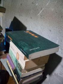柳永新论 2002年一版一印  库存品近新  自然旧