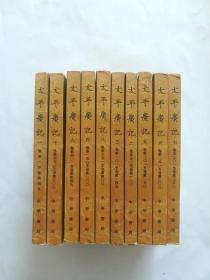 太平广记【全十册】【一版二印】【品好】