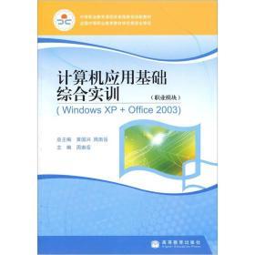 计算机应用基础综合实训(职业模块)(Windows XP+Office 2003)