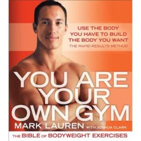 You Are Your Own Gym 英文原版