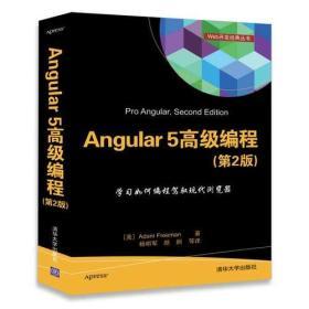 Angular 5 高级编程(第2版)