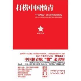 打捞中国愤青中国崛起潜在的阻碍和危险 廖保平 北方文艺出版社 9787531724933