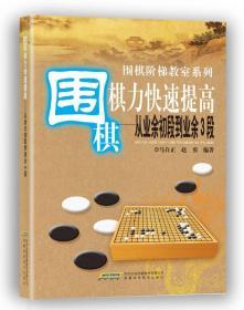 围棋棋力快速提高:从业余初段到业余3段